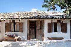 Casa de praia rústica e aconchegante em Trancoso - Casa Tiba ( Projeto: Vida de Vila )