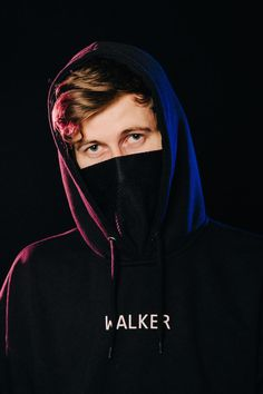"Norwegian producer/DJ Alan Walker on his signature sound & into the pop world with ""All Falls Down"" ft. Allen Walker, Dj Alan Walker, Avicii, Edm, Walker Join, The Spectre, Julia Michaels, Best Dj, Dj Music"