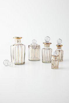 varens perfume jar / anthropologie