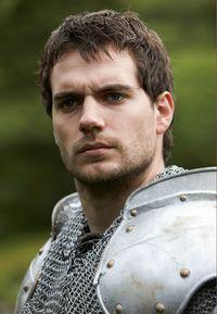Henry Cavill, le fidèle lieutenant d' Henry IV