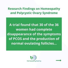 Research Findings on Homeopathy and Polycystic Ovary Syndrome. Click here to read more. #pcos #pcosawareness #pcosawarenessmonth #polycysticovariansyndrome #periodproblems #pcossupport #pcosproblems #pcossymptoms #pcosinfertility #pcospregnancy #pcosfertility #fertility #infertility #ttc #tryingtoconceive #endometriosis #fibroids #menstruationmatters #periodhealth #reproductivehealth #menstrualhealth #hormoneimbalance #womenshealth #homeopathy #homeopathyhealing Pcos Fertility, Fertility Problems, Pcos Awareness Month, Treatment For Pcos, Polycystic Ovary Syndrome Pcos, Holistic Approach To Health, Pcos Pregnancy, Pcos Symptoms, Endometriosis