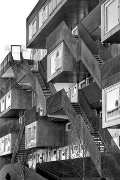 Støperigaten 25 by Alliance Arkitekter