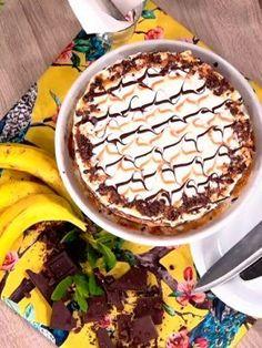 Banoffee, Tiramisu, Acai Bowl, Breakfast, Ethnic Recipes, Desserts, Food, Acai Berry Bowl, Morning Coffee