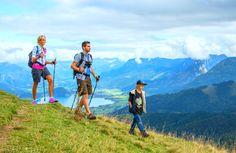 THEMA: Wandern am Zwölferhorn ORT: St. Gilgen REGION: Salzkammergut BUNDESLAND: Salzburg LAND: Österreich ©STMG