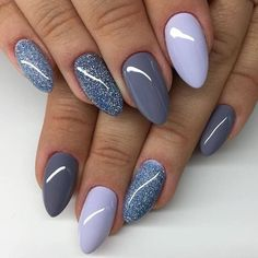 Nail art is a very popular trend these days and every woman you meet seems to have beautiful nails. It used to be that women would just go get a manicure or pedicure to get their nails trimmed and shaped with just a few coats of plain nail polish. Blue Nails, Matte Nails, Nail Art Blue, Pink Nail, Dark Gel Nails, Oxblood Nails, Magenta Nails, Nails Turquoise, Purple Manicure