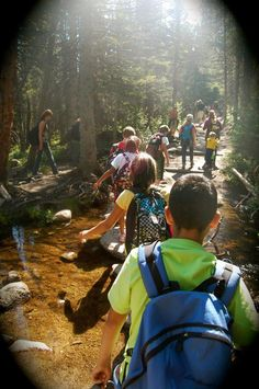 The Adventure Club is a field trip based program during non-school days where you connect with the environment, your community, and your inner strength through recreation, education and community service.