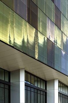 Great Glazing: Novartis Swiss Headquarters | Glass Magazine