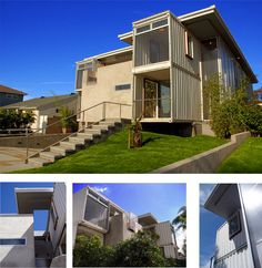 ISBU Container Homes | ISBU shipping container converted into housing (renaissanceronin ...