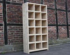 Die 11 besten Bilder von Unsere Regale aus Bauholz | Shelves, Table ...