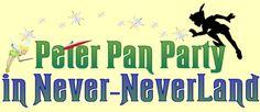 peter pan party games
