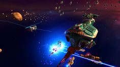 Homeworld Remastered Collection Review - IGN