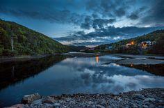 Newfoundland, Windsor, River, Art Prints, Outdoor, Art Impressions, Outdoors, Newfoundland Dogs, Rivers