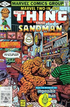 Marvel Two-In-One (1974) No. 86