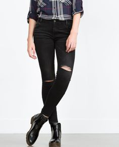 Jeans - Zara