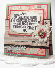 I made this card for the MFTWSC130 Sketch challenge and used the MFT Chalkboard Greetings Stamp set and the MFT Abstract Art Stamp set. I also used the MFT Heirloom Label and Solid Bracket Border Die-namics.