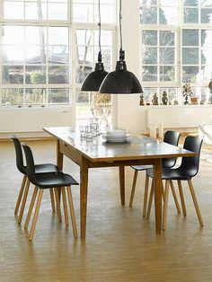 HAL Wood Stuhl von Vitra, Jasper Morrison 2010/11