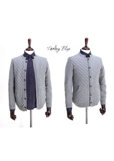 Hey, I found this really awesome Etsy listing at https://www.etsy.com/listing/261393161/mens-knit-cardigancable-knit