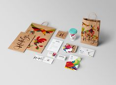 Diego Leyva and Alfonso Cervantes designed this colorful proposal for the 2014 HIDALGO State Fair