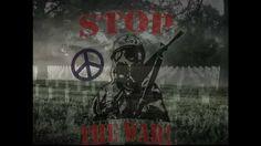 Pink Floyd - Goodbye Cruel World Video Clip HD Cover - Stop the War