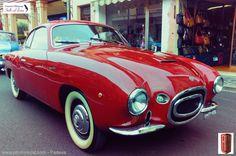 #ssl13 #Fiat 1100 Carrozzeria #Savio - Presentata al Salone di Torino del 1953, è stata disegnata dal celebre Franco Scaglione e prodotta in versione unica presso la carrozzeria Savio di Torino. Stelle Sul Liston 2013 ©PhotoRecal www.photorecal.com