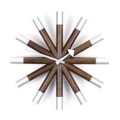 Wheel Clock, George Nelson