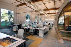 Sinnvolle Büroeinrichtung mit gelungener Raumverteilung