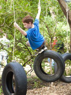 Kansas Children's Discovery Center: Children's Museum - Balance Challenge @kansasdiscovery!  www.kansasdiscovery.org