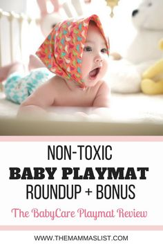 Non-toxic baby playmat roundup and why we love our Baby Care Baby Playmat. Your baby spends a lot of time on her playmat, so you want to feel confident her play space is safe. Check out a few things you probably didn't know about baby playmats. Our Baby, Baby Love, Baby Care App, Musik Player, Breastfeeding Accessories, Baby Boy Baptism, Thing 1, Breastfeeding And Pumping, Baby Supplies