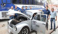 Incursiona Politécnica de Chiapas en conversión a vehículos eléctricos