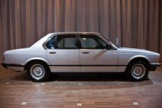 BMW E23 | 7-Series first generation, 1977 – 1987