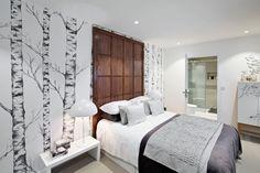 Ściana za łóżkiem: 10 pomysłów na aranżację  - zdjęcie numer 1