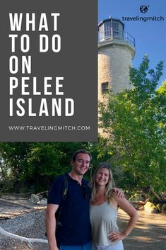 Pelee Island is the perfect place to get away from it all. You don't need to go to the Bahamas to get away from it all, we've got our own little island in Ontario. Weekend Trips, Day Trips, Vacation Trips, Vacations, Cool Places To Visit, Places To Travel, Bahamas Honeymoon, Ontario Travel, Canada Destinations