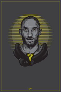 Kobe Bryant: Black Mamba Poster