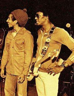 ♡♥Bob Marley & Marvin Junior♥♡