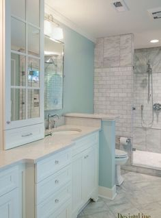 5 Warm Clever Tips: Master Bathroom Remodel On A Budget bathroom remodel diy how to make.Master Bathroom Remodel On A Budget bathroom remodel floor dark.Bathroom Remodel Before And After Master. Coastal Bathrooms, Beach Bathrooms, Dream Bathrooms, Beautiful Bathrooms, 1950s Bathroom, Small Bathrooms, Teen Bathrooms, Narrow Bathroom, Bathroom Vintage