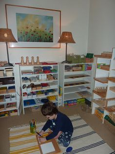 Making Montessori Ours: Our Montessori Home and Life