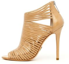 56bedf6e3021 Love this  Maxi Strappy Cage Sandal  Lyst Caged Sandals