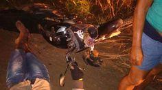 Jovem morre após colisão entre motos na RO-470