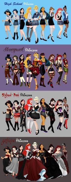 Disney gone....