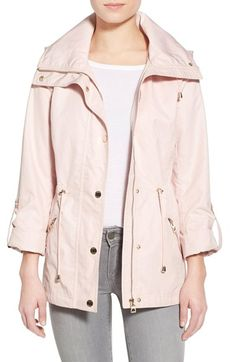 GUESS 'City' Drawcord Anorak