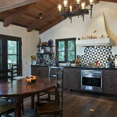 granda tiles- Spanish Contemporary Design Ideas, Pictures, Remodel, and Decor - page 20