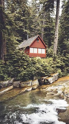 Inspiration. Buy a small old cabin and upgrade to make it ours. <3