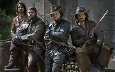 The Musketeers season 2
