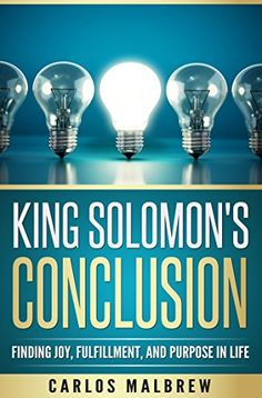 46 best family heritage images on pinterest alabama photos of and king solomons conclusion finding joy fulfillment and purpose in life by malbrew fandeluxe Image collections