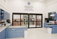 SC Veterinary Specialists - veterinary hospital treatment area and isolation room