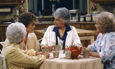 Hold On To Your Cheesecake, A 'Golden Girls' Cafe Is Coming. I'm there.
