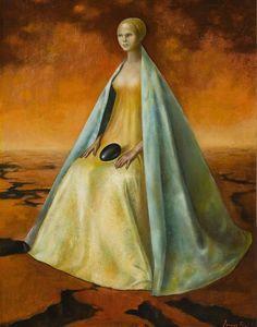 Mujeres pintoras: La surrealista Leonor Fini - TrianartsTrianarts