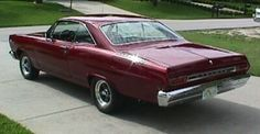 My hubby had a 66' Comet this exact color.  He sure regrets selling it.  :(  Hang on to your oldies!!!