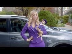 Toyota RAV4 2013 Big Game Commercial « Wish Granted » Starring Kaley Cuoco (Official)