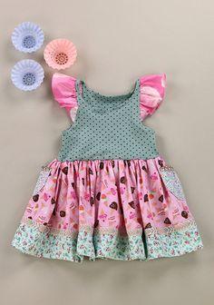 Atz's Tank Dress (RV $70) *Skirt trim may vary